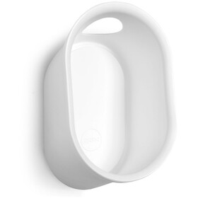 Cycloc Loop Montaje de pared para casco y accesorios, white